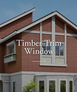 Timber Trim Window